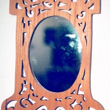 Secesijsko ogledalo